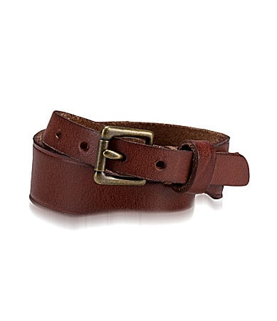 Polo Ralph Lauren Leather Wrist Strap
