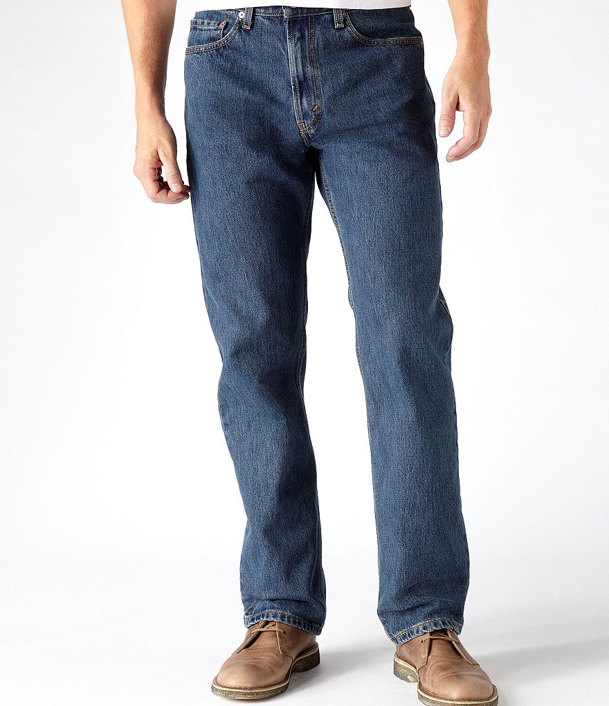 Levi's� 505� Regular Fit Jeans
