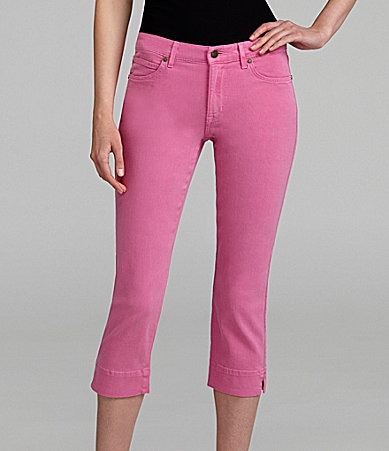 CJ By Cookie Johnson Mercy Cropped Jeans