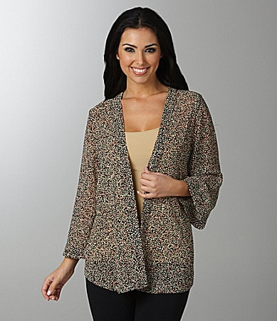 BCBGeneration Drapey Cozy Wrap