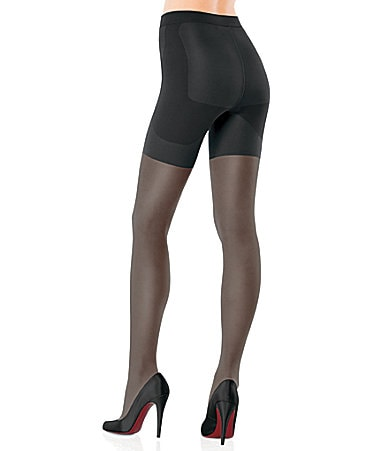 Spanx Booty-Full Sheer Pantyhose