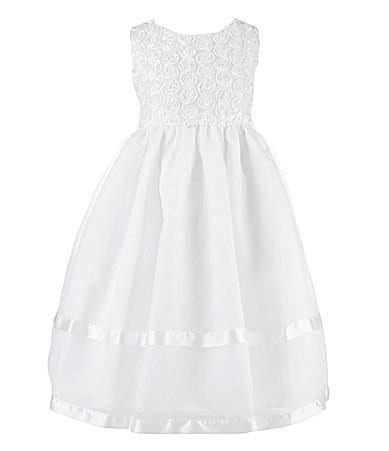 Jayne Copeland 7-12 Organza Dress