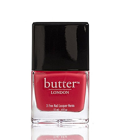 butter LONDON 3 Free Nail Lacquer Macbeth