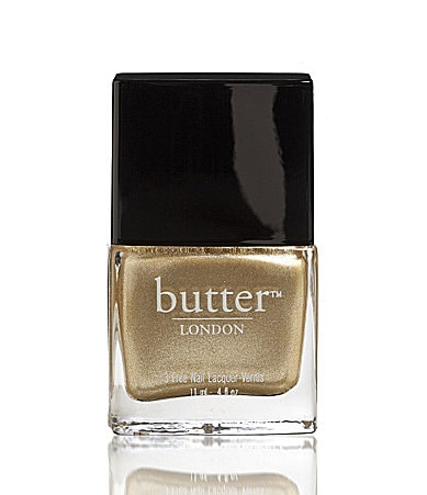 butter LONDON 3 Free Nail Lacquer The Full Monty