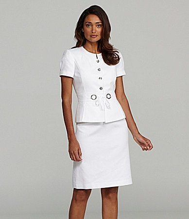 Tahari 2-Piece Skirted Suit