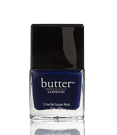 butter LONDON 3 Free Nail Lacquer Royal Navy