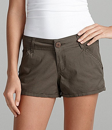 Jolt Cuffed Shorts