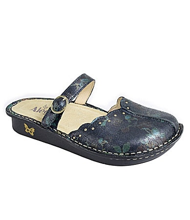 Alegria Women�s Tuscany Mary Jane Clogs