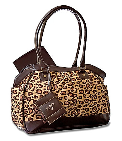 Baby Essentials Safari Satchel Diaper Bag
