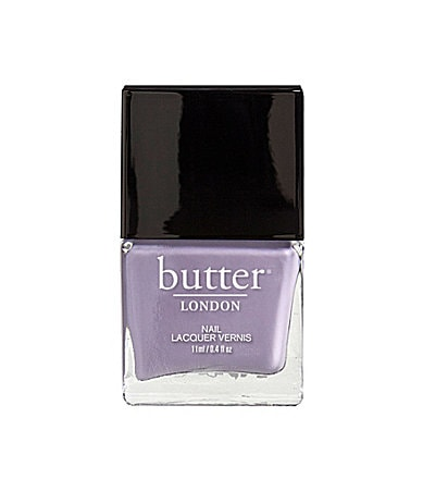 butter LONDON 3 Free Nail lacquer Muggins