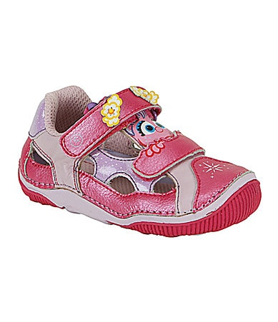 Stride Rite Infant & Toddler Girls SRT Abby Cadabby Sandals