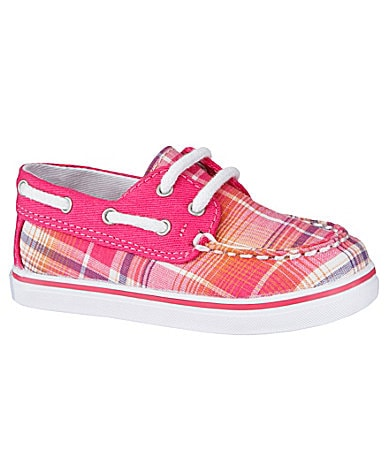 Sperry Top-Sider Girls Bahama Crib Shoes