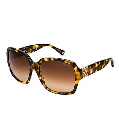 COACH ADELLE SUNGLASSES