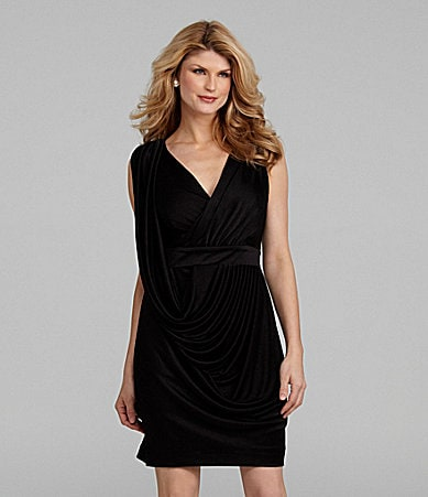 Antonio Melani Lauren Draped Dress