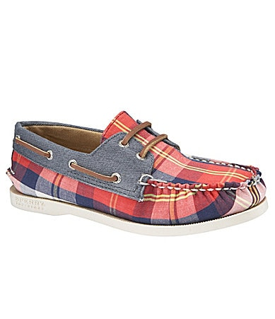Sperry Top-Sider Boys Authentic Original Boat Shoes
