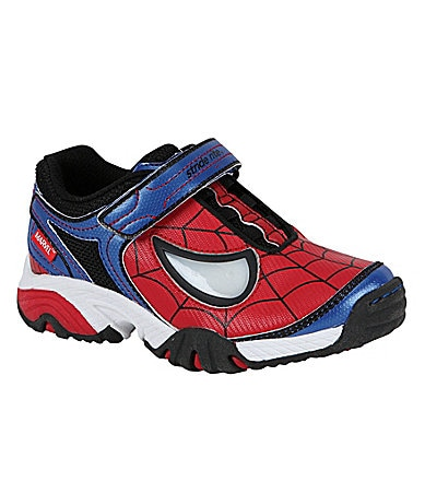 Stride Rite Infant & Toddler Boys Spider-Man Lighted Athletic Shoes