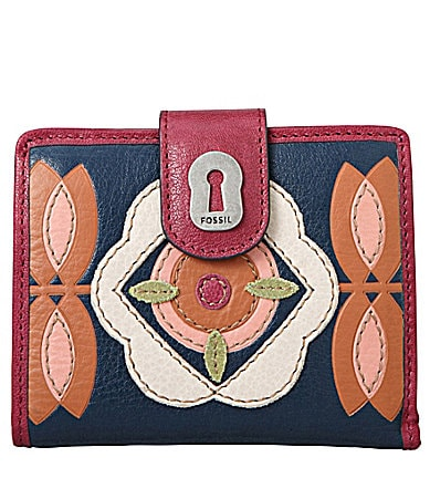 Fossil Ruby Multifunction Tab Wallet