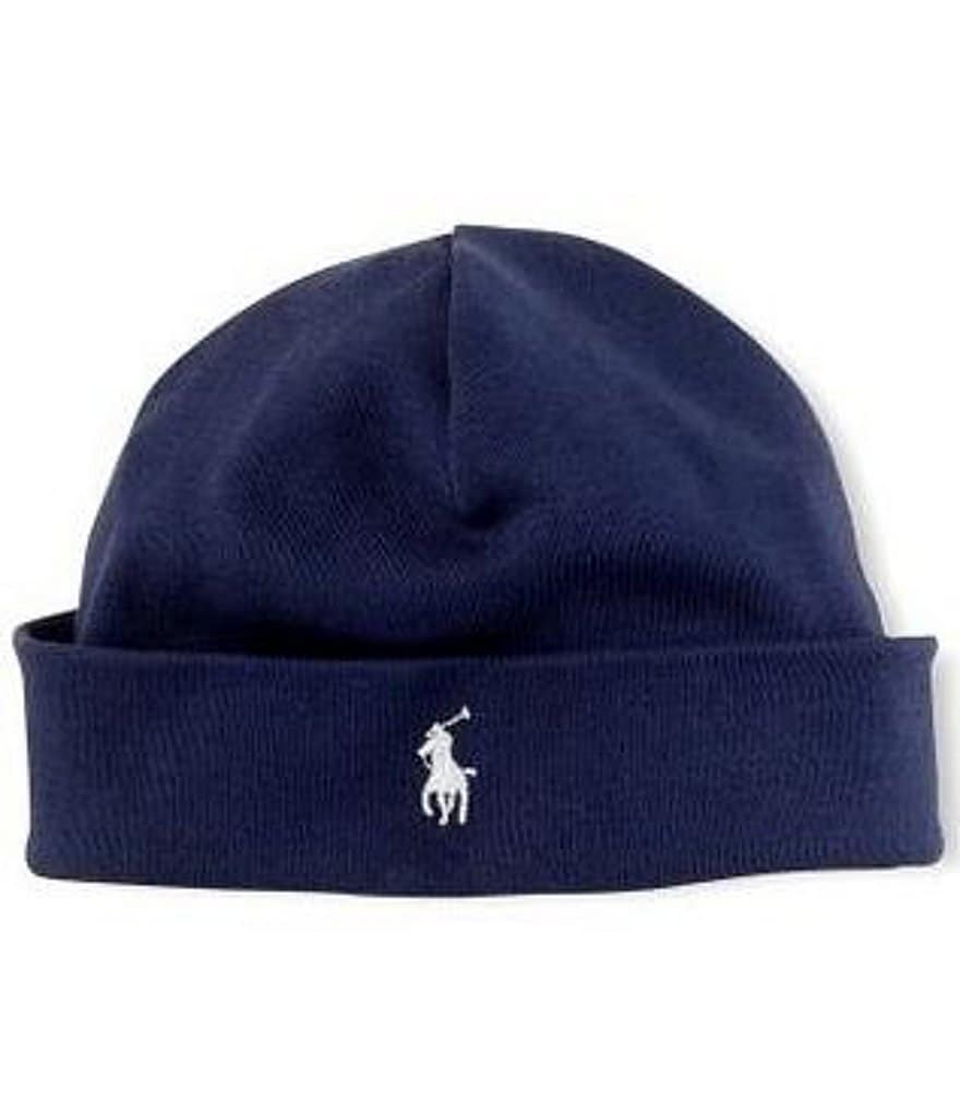 Ralph Lauren Childrenswear Baby Boys Beanie Cap