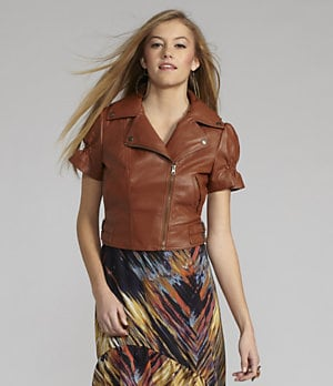 The Capital Barbie: Short Sleeve Jacket