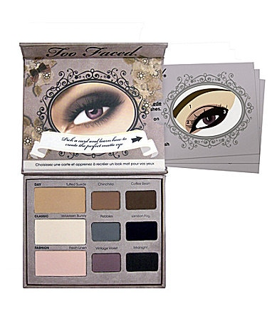 Too Faced Matte Eye Collection