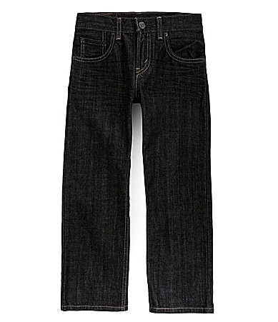 Levi�s 8-20 505� Regular-Fit Jeans