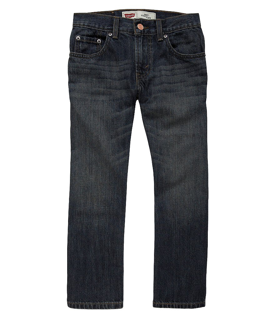 Levi�s� Big Boys 8-20 505� Regular Jeans