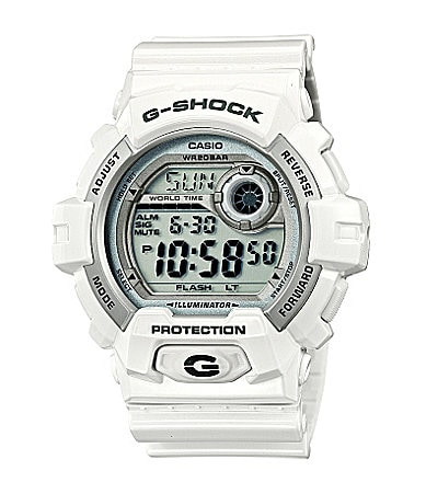 G-Shock White Large Classic Men�s Watch