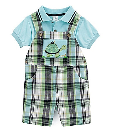 Starting Out Infant Turtle Shortall Set
