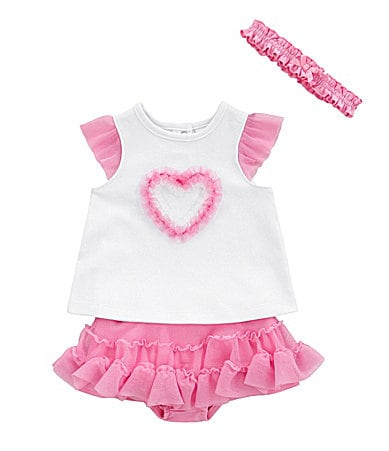 Starting Out Newborn Heart 3-Piece Set