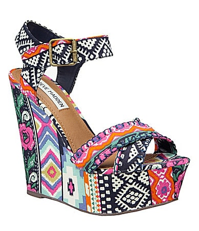Steve Madden Winonna Wedge Sandals