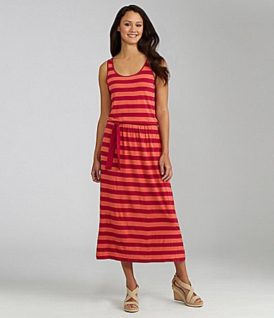 MICHAEL Michael Kors Stripe Maxi Dress