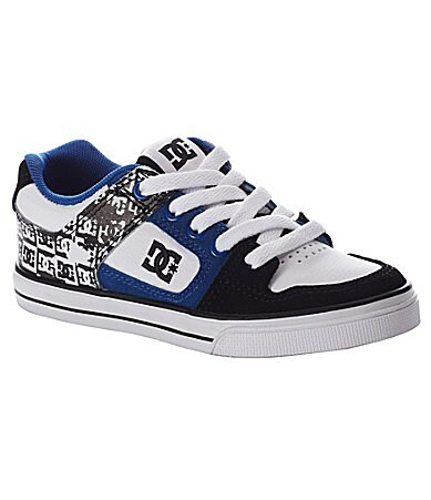 DC Boys Pure Printed Shoes