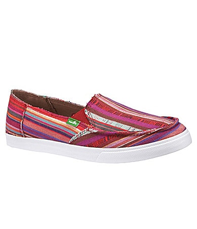 Sanuk Standard Poncho Slip-On Shoes