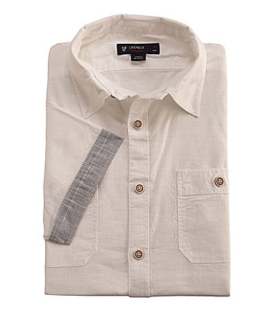 Cremieux Soft Textured Solid Shirt
