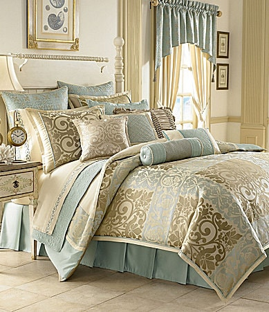 Reba Southampton Reversible Bedding Collection