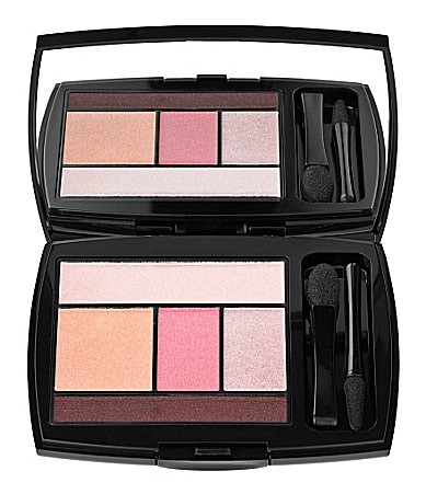 Lancome Les Yeux Doux Limited Edition Eye Palette Eye Brightening All-In-One 5-Shadow & Liner