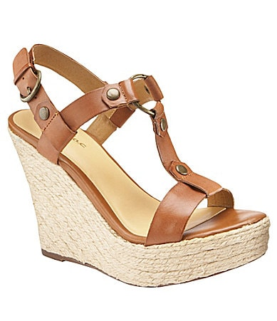 Zodiac Quiche Wedge Espadrilles