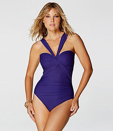 Miraclesuit Top Trends One-Piece Swimsuit