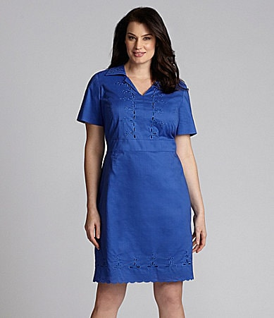Alex Marie Woman Cobie Cotton Dress
