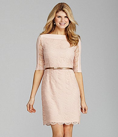 Antonio Melani Celo Lace Dress