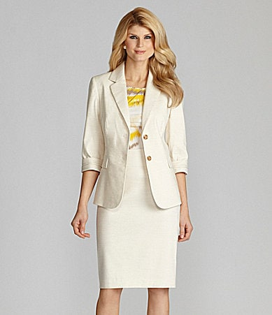Antonio Melani Colette Jacket, Vanda Knit Top & Bertie Skirt