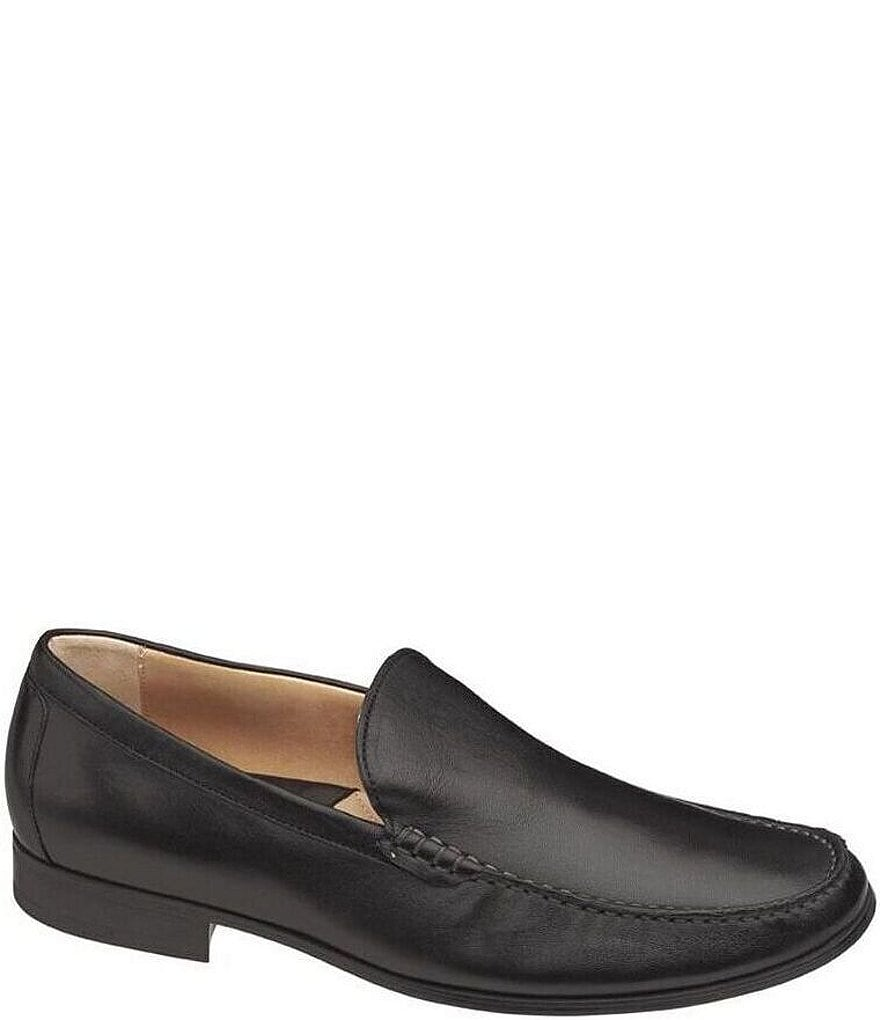 Johnston & Murphy Cresswell Venetian Moccasin Loafers