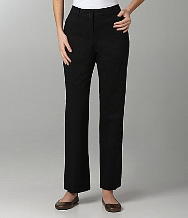 Westbound Petites Welt Back Pocket Pants