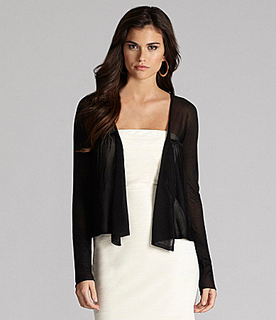 Gianni Bini Stanton Sheer Cardigan