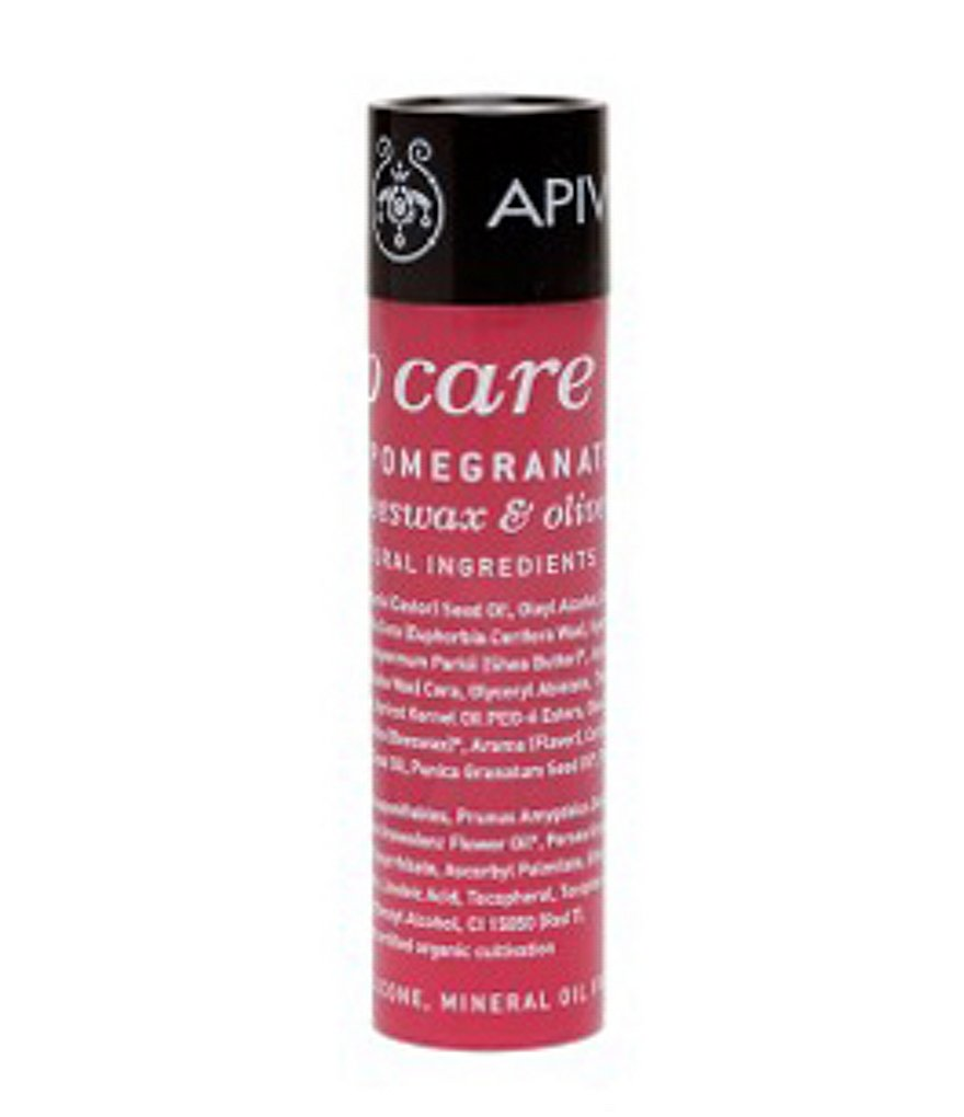 Apivita Lip Care With Pomegrante
