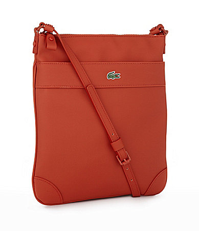 Lacoste New Classic Vertical Cross-Body Bag