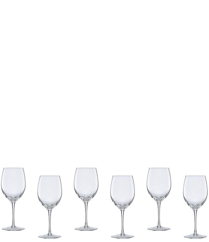 Lenox Tuscany White Wine Glasses, Set of 6