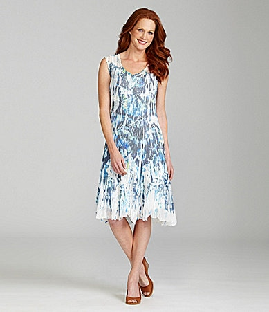 Reba Sublimation Dress