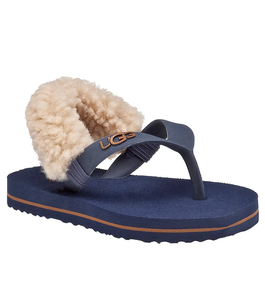 UGG� Yia Yia Infant Girls� Thong Sandals