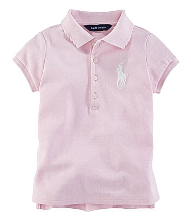 Ralph Lauren Childrenswear 2T-6X Big Pony Polo Shirt